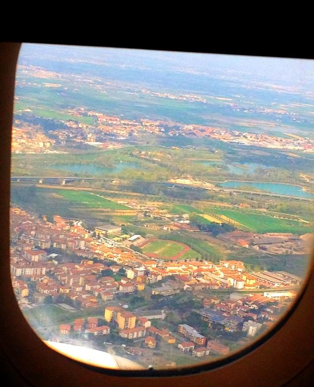 Above Tuscany, Italy