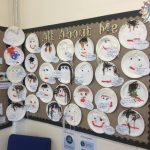 Reception - Self Portrait Collages