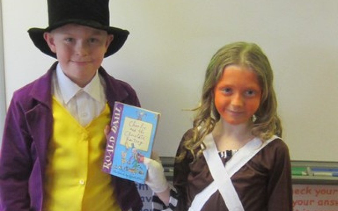 Book Week in Year 6