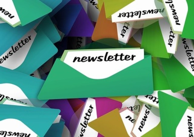 Newsletter 21st September 2017