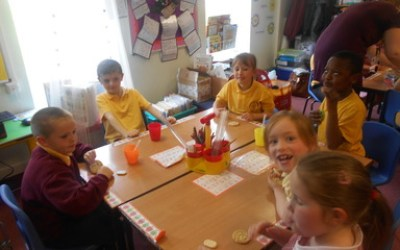 Treats in Year 2!