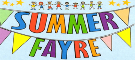 School Fayre Information
