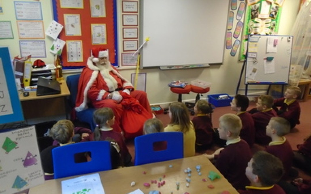 Christmas in Year 4