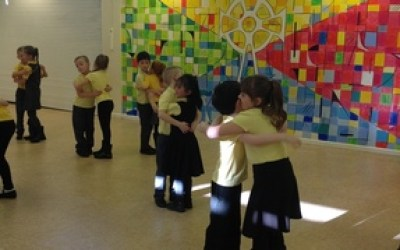 WW1 Dance Performance – The Farewell Scene