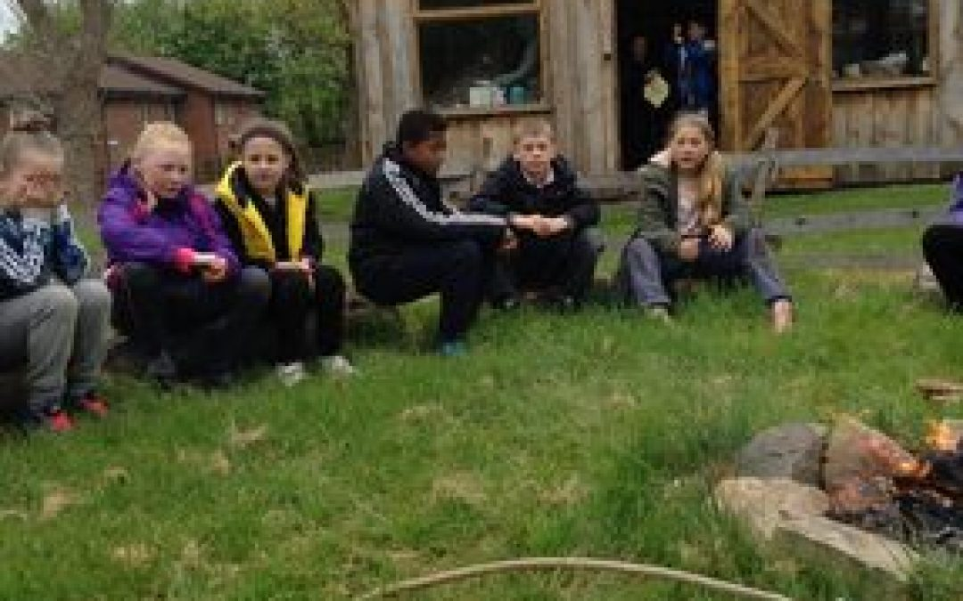 Year 5's fire pit day!