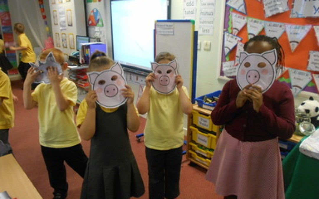 Three Little Pigs Drama