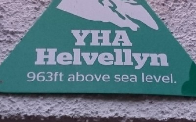 Our Trip to Helvellyn!