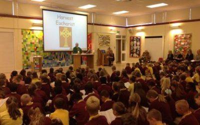 Our Harvest Eucharist!