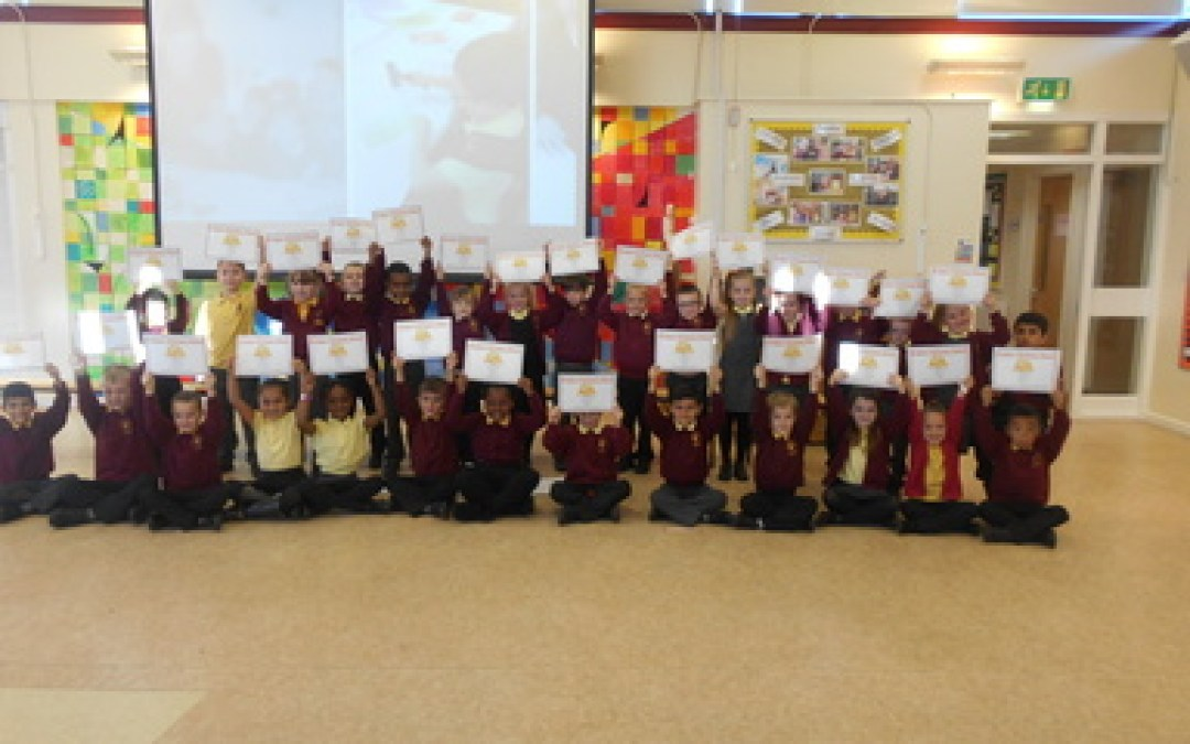 Year 2 Merit Assembly