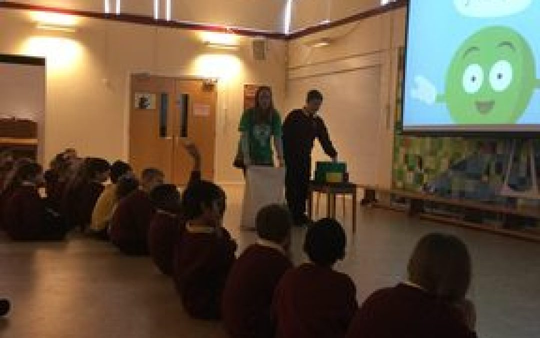 Years 5 and 6 NSPCC assembly