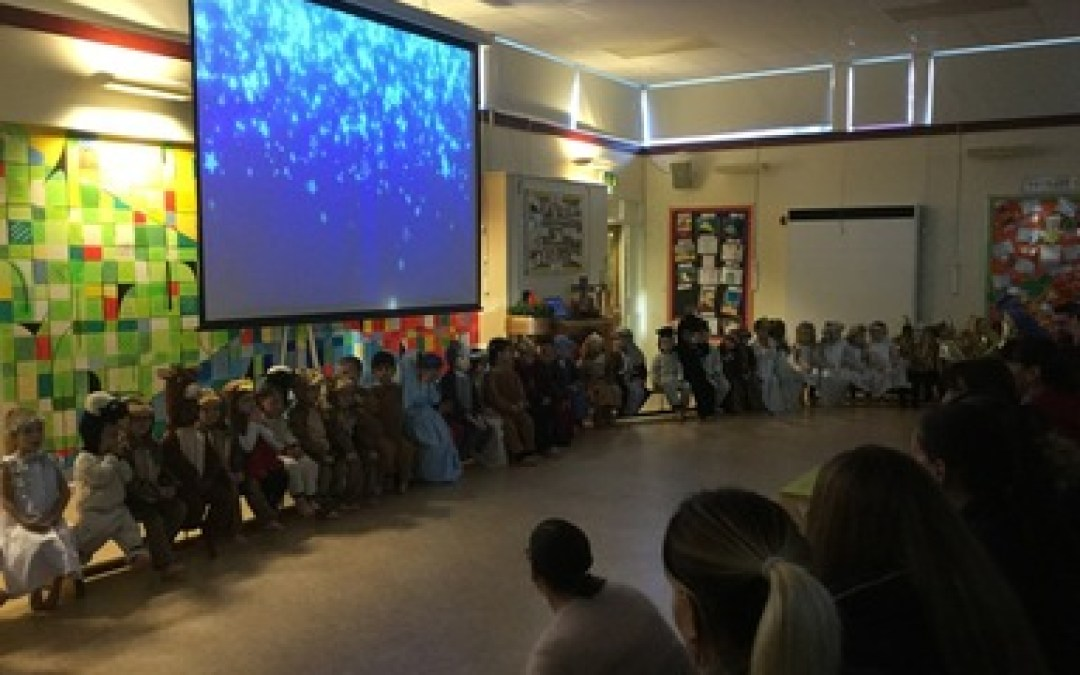 Mary Says Yes! – Nursery and Reception's Christmas Performance!