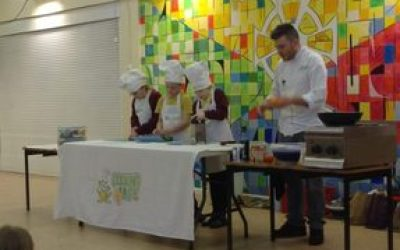 Healthy Packed Lunch Workshop