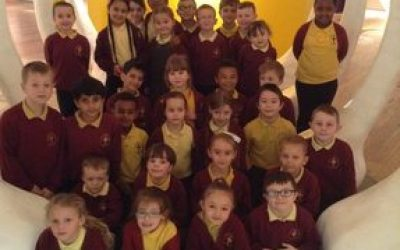 Year 2's Trip to the Great North Museum