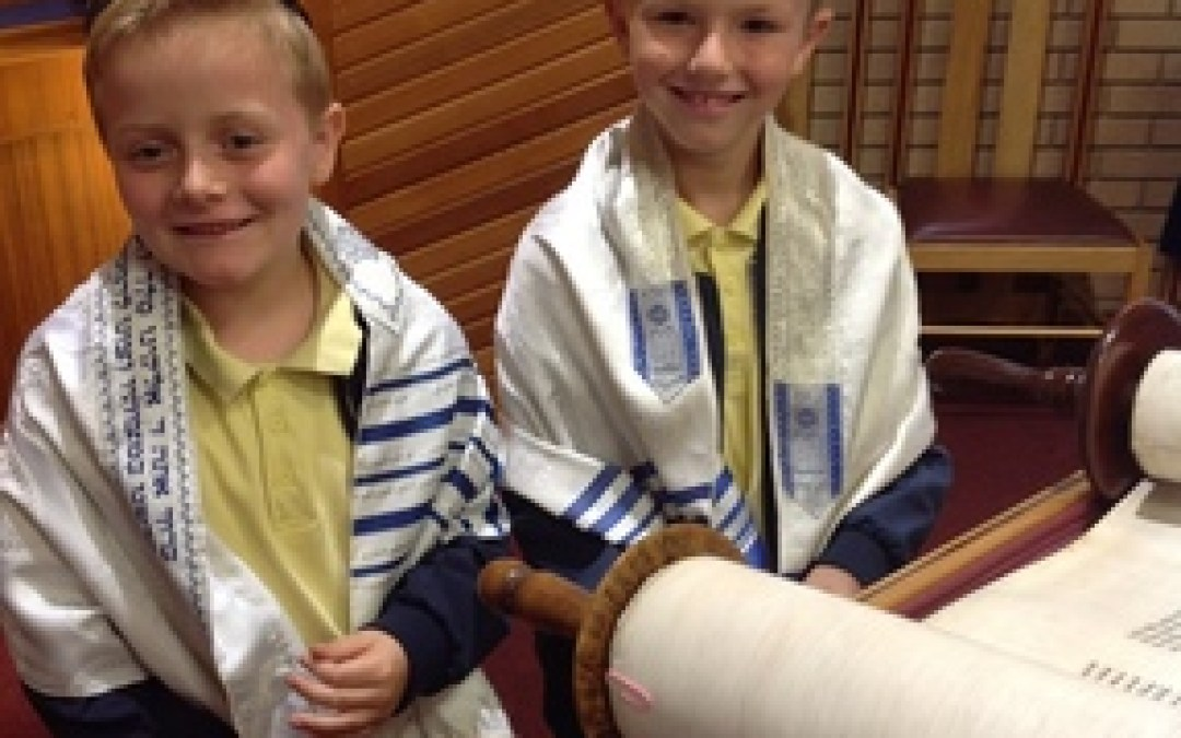 Y3 Synagogue visit