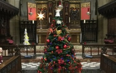 St Chad's Christmas Service
