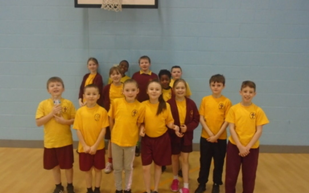 Basketball at Kingsmeadow School