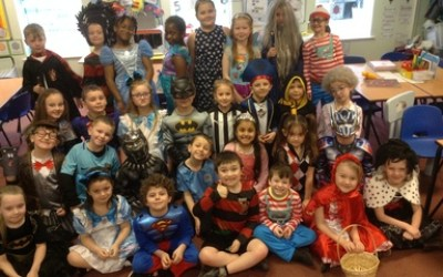 It's the most wonderful time of the year… World Book Day 2018!