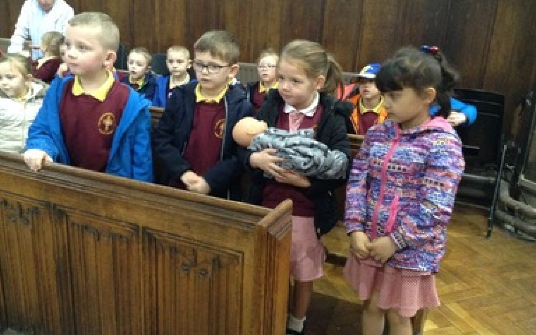 Year 1 visit St Chad's