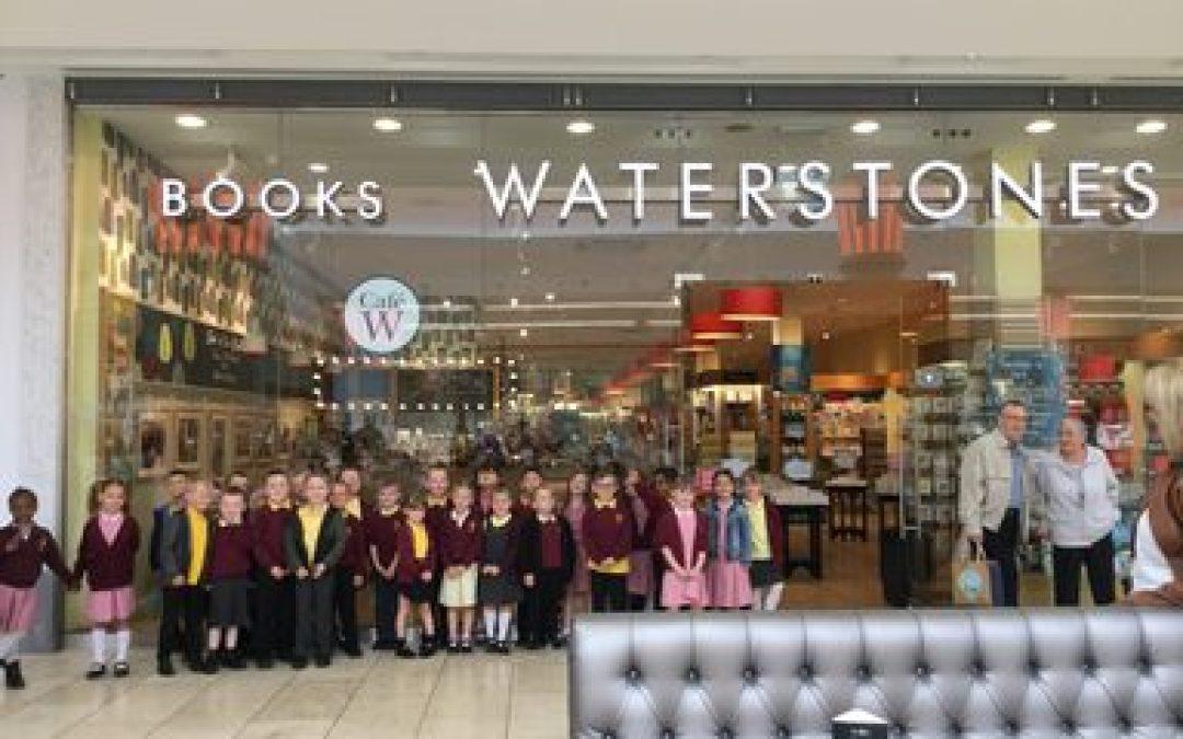 Year 1 Visit Waterstones Book Shop
