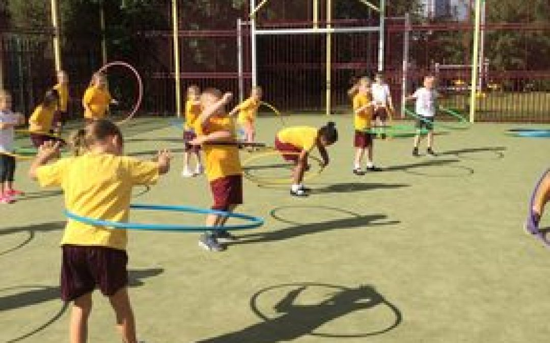 Sports Week in Year 1
