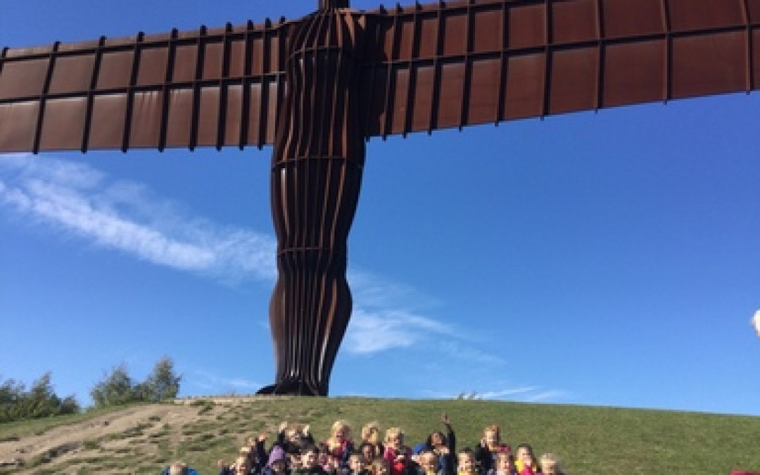 Year 1 Visit The Angel Of The North