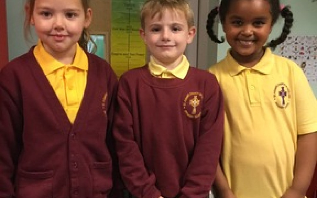 Our School Councillors are…