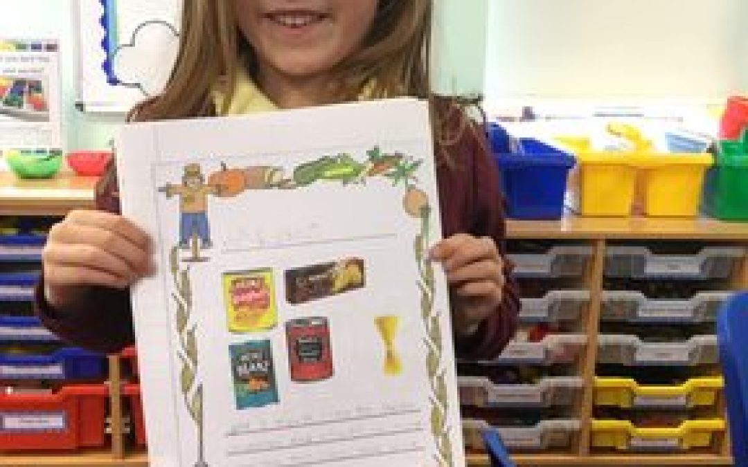 Year 1 Harvest Appeal