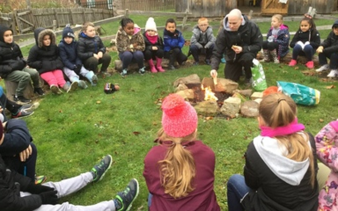 Year 4 Firepit Day