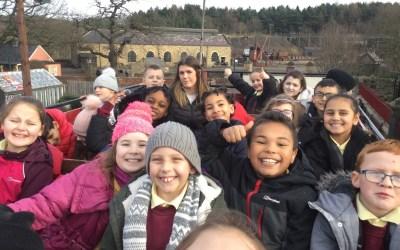 Year 4 Beamish Trip