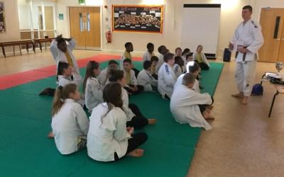 Year 6 Judo