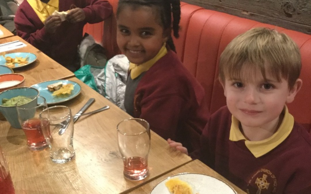 Year 2 Visit to Las Iguanas!