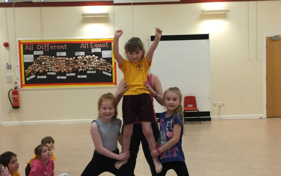 Cheerleading and Rugby After School Clubs