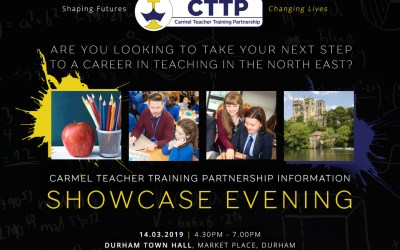 Interested in getting into teaching?