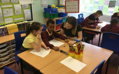Seven Stories visit year 4