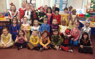 World Book Day in Year One