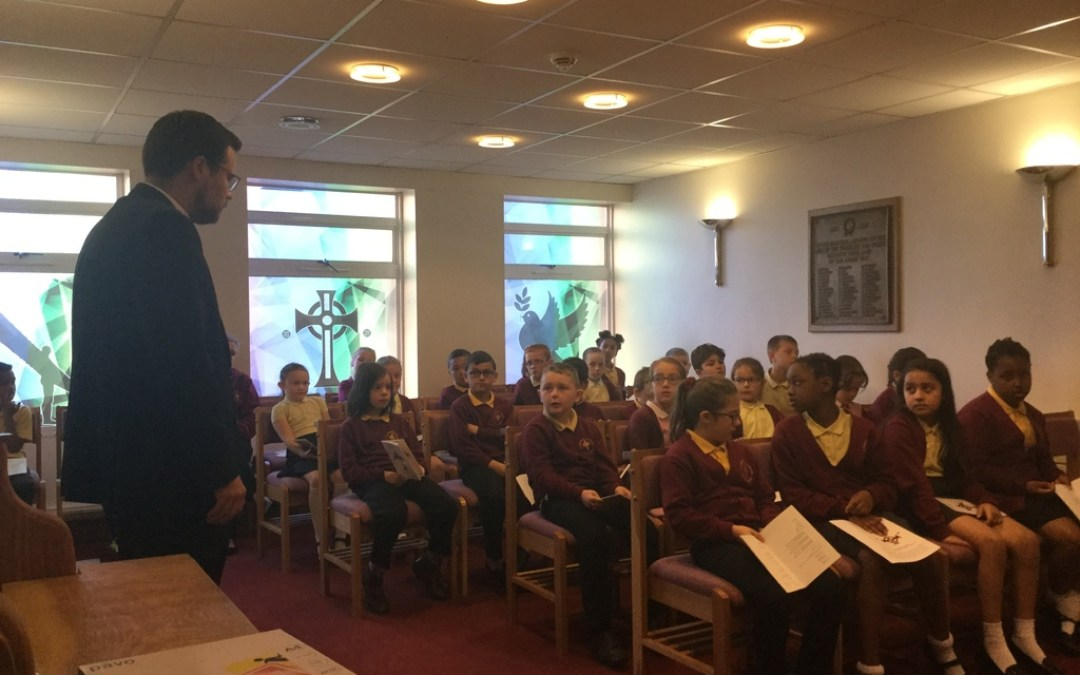 Year 4 Chapel Service