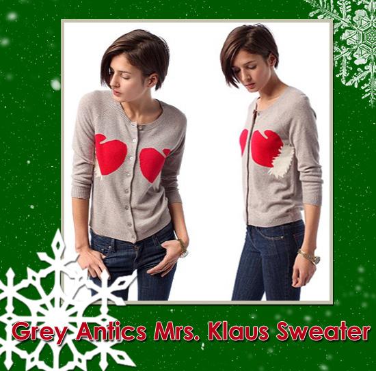 GREYANTICSkklaussweater