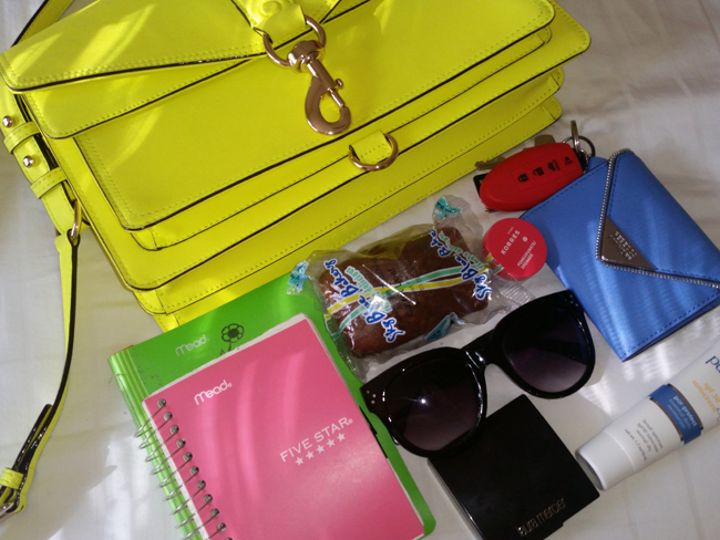 what-in-my-bag-summer-2015