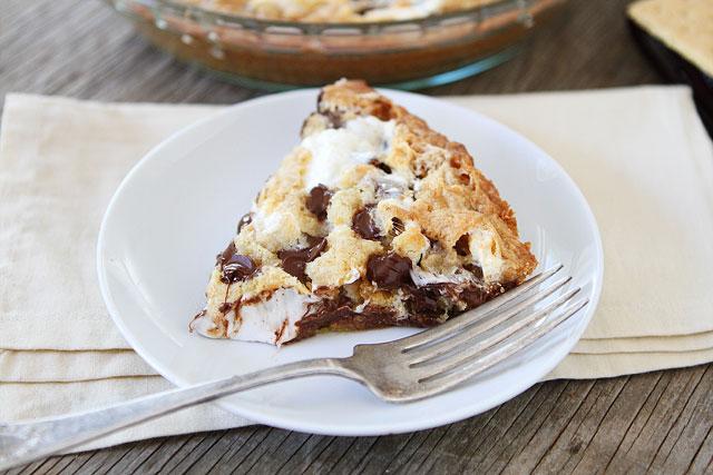 Smores-Pie