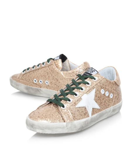 fall statement shoes trainers