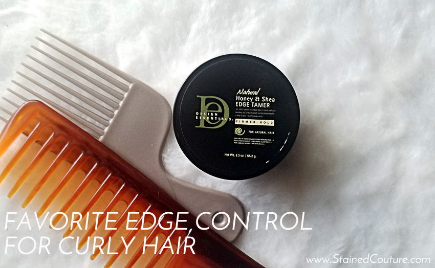 edge control for curly hair