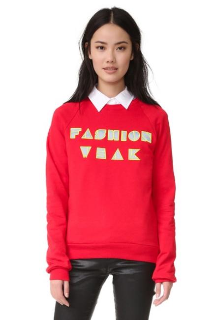 stylish graphic sweatshirt Barber fashion weak