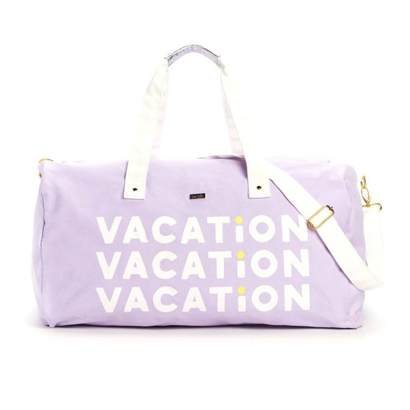ban.do vacation duffle bag