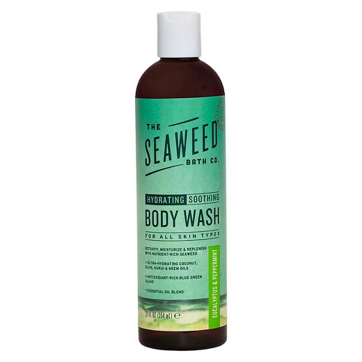 products I need from target seaweed bath co body wash