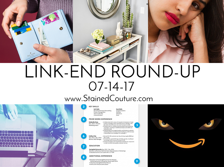 Link-End Round-Up July 14, 2017