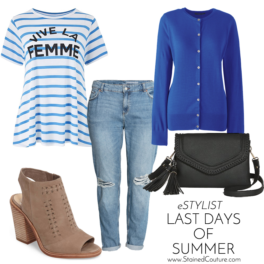 eStylist Last Days of Summer 2017
