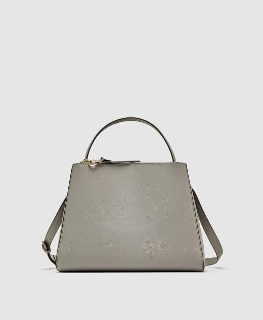 Grown woman bag zara midi tote