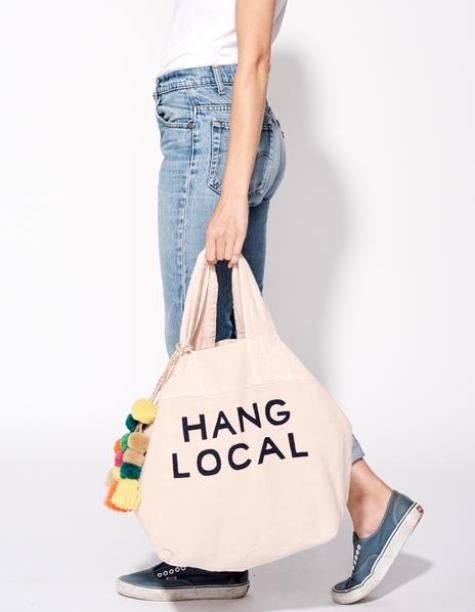 Handbags for Spring - Sundry Hang Local Tote