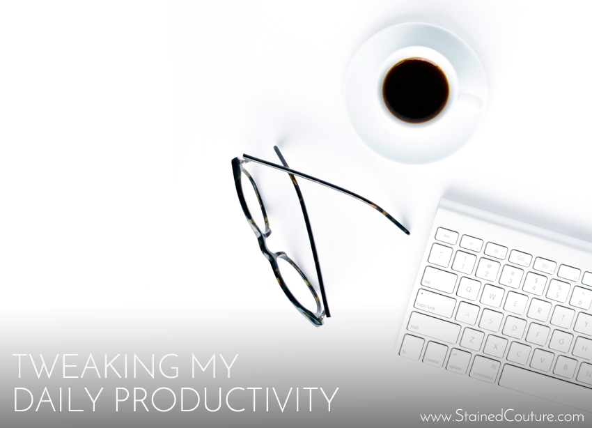 to increase productivity