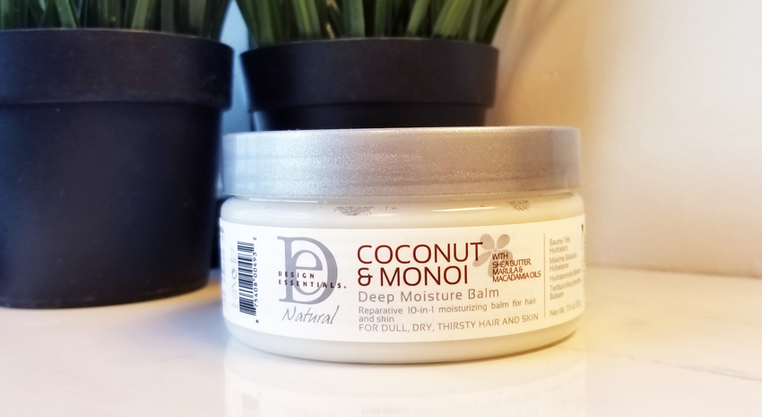 ITEM OF THE WEEK: Coconut & Monoi Deep Moisture Balm | STAINED COUTURE